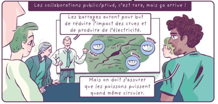collaborations public/privé