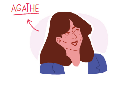 Agathe BD