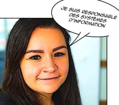 image portrait Amélie