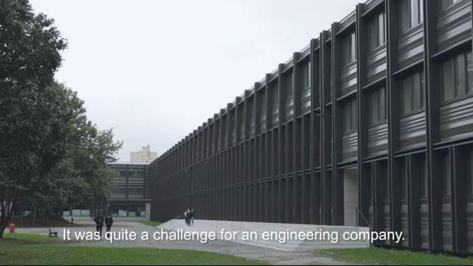 Image du lycée à Rennes
